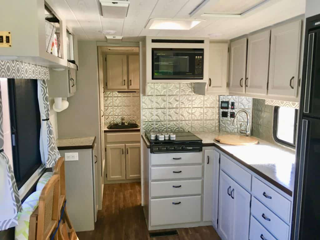 Finished Kitchen Reno