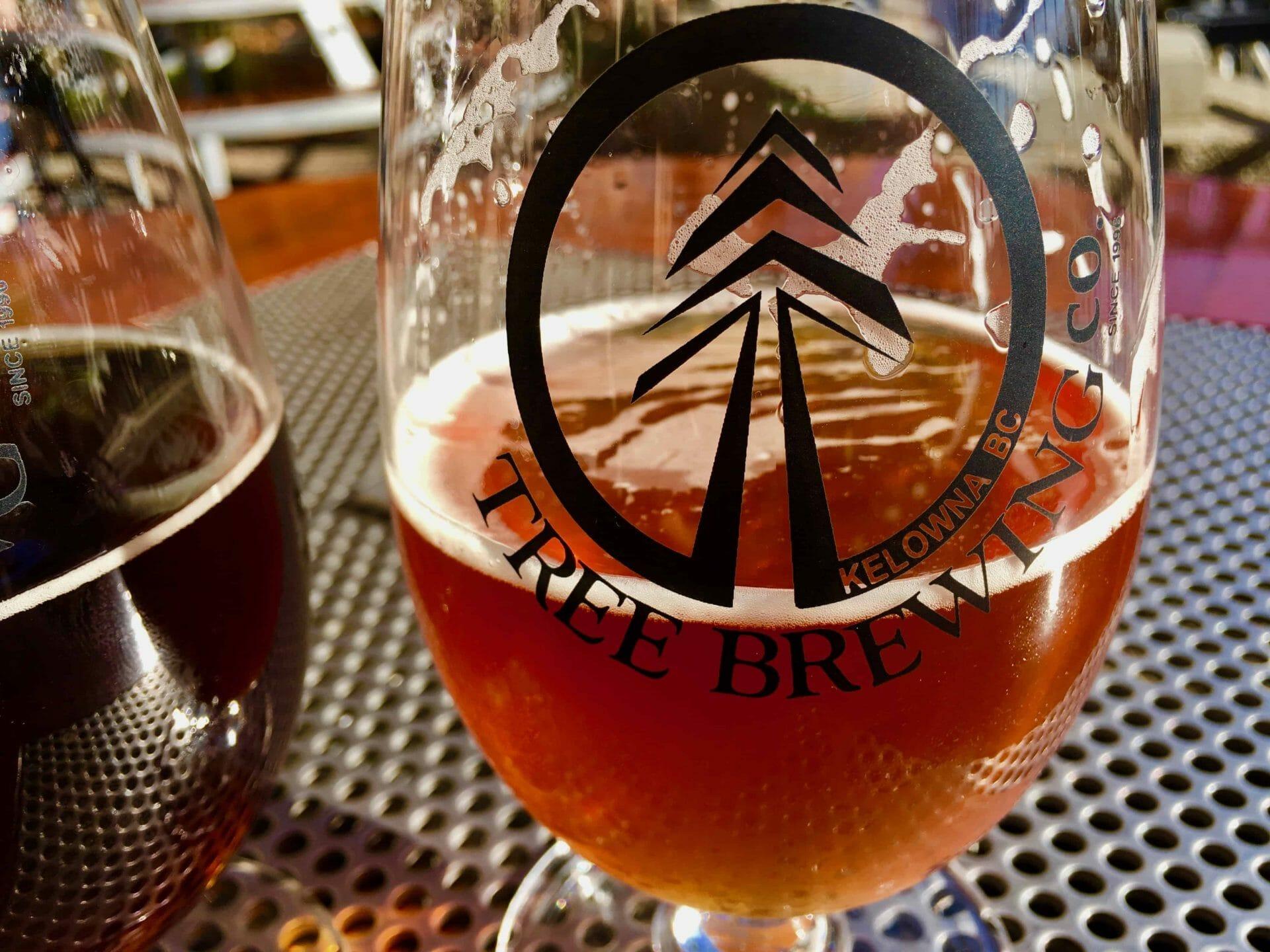 Brewery Tour Tree