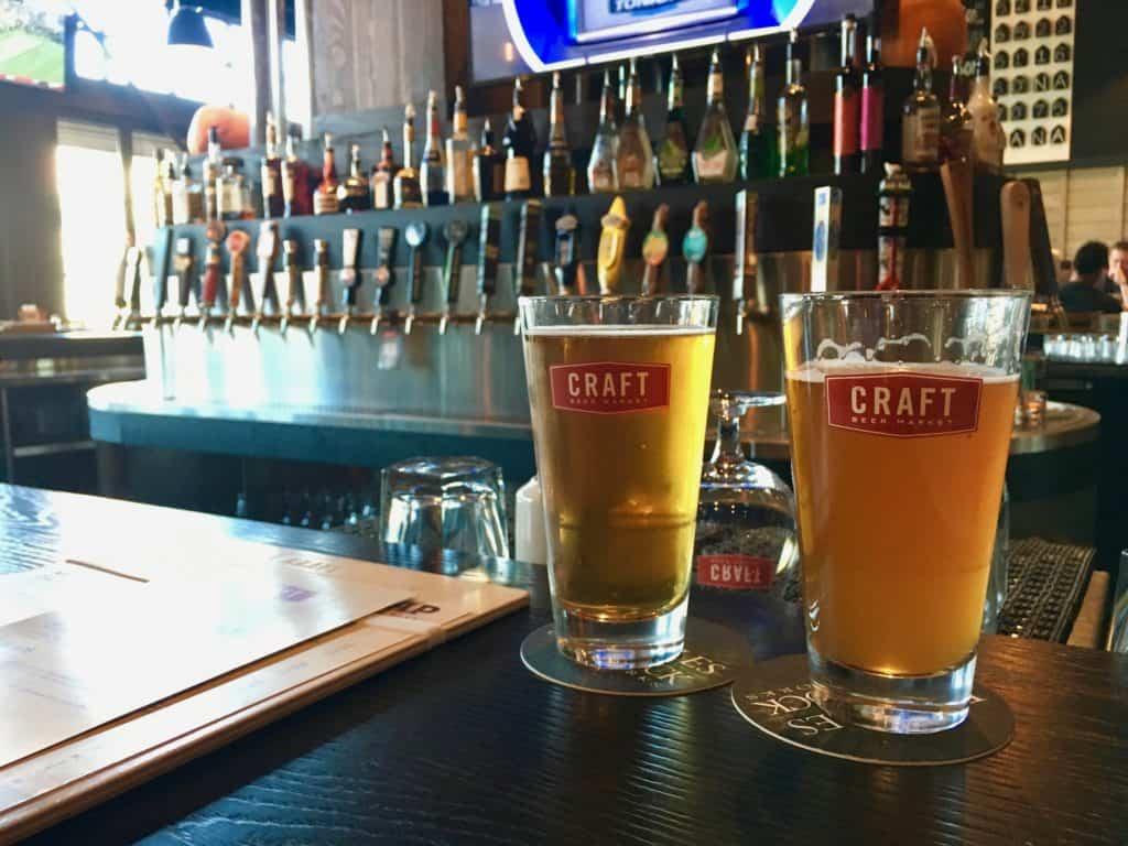 Brewery Tour Craft