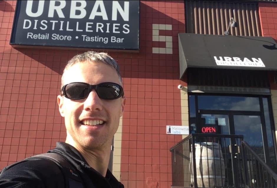 Brewery Tour Urban Distillery