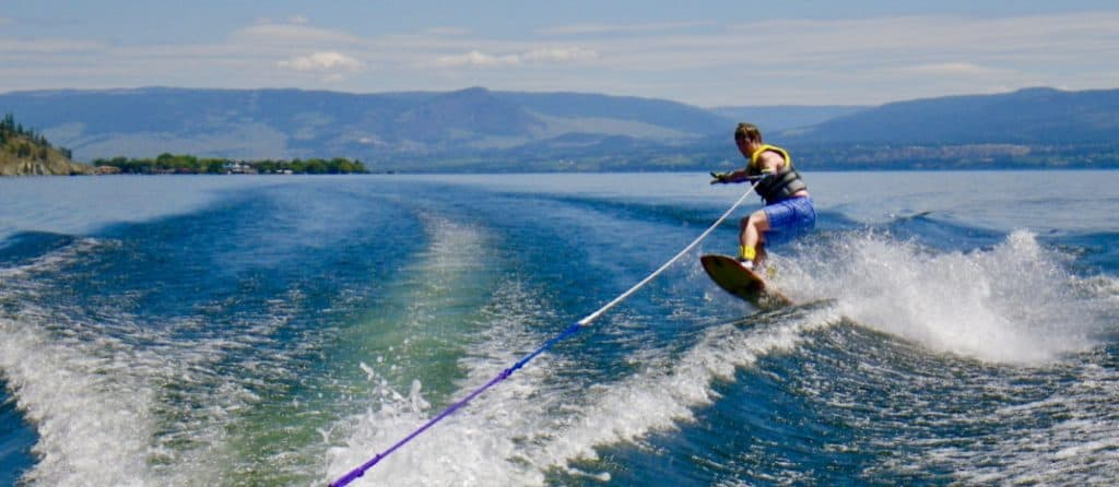 Okanagan Valley - Watersports