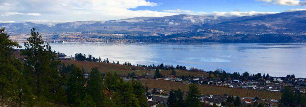 Okanagan Valley - Lake