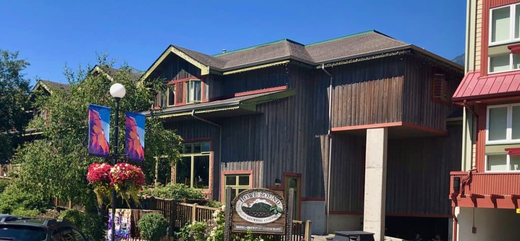 Squamish - Howe Sound Brewing