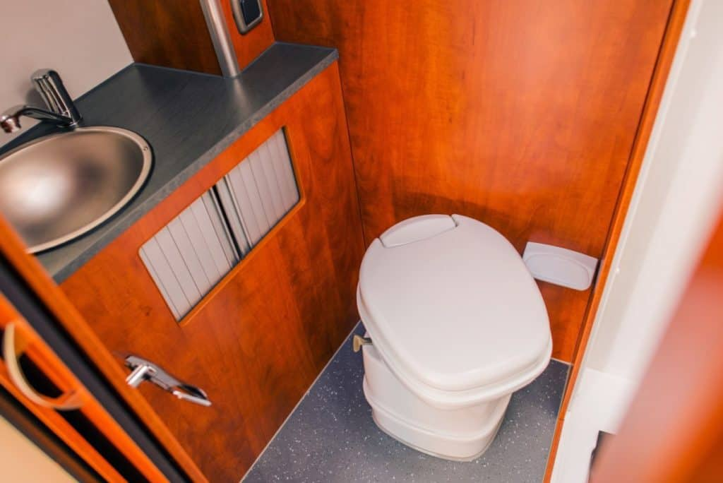 How To Fix An Rv Toilet Leaking Around The Base Life On Route