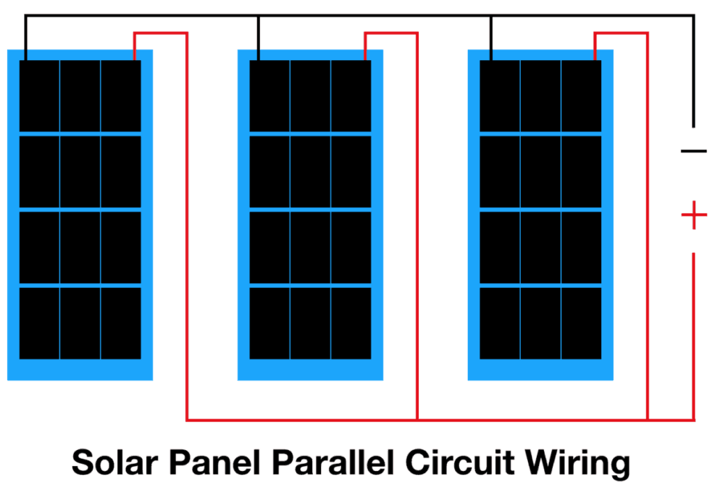 Solar Panel Parallel Wiring