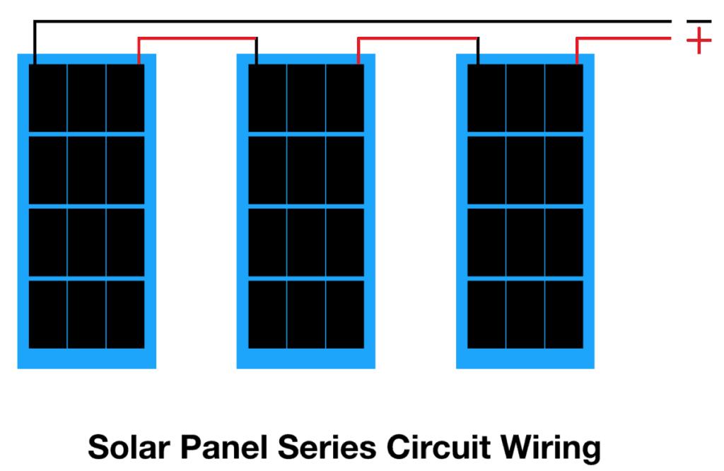 Solar Panel Series Circuit