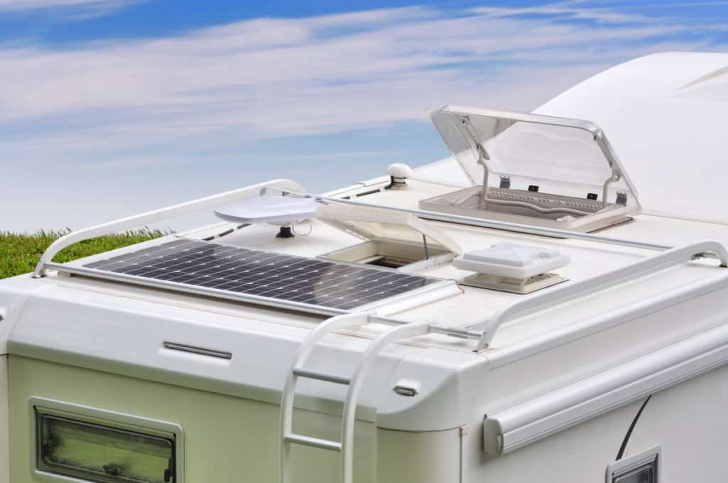 RV Roof Appliances
