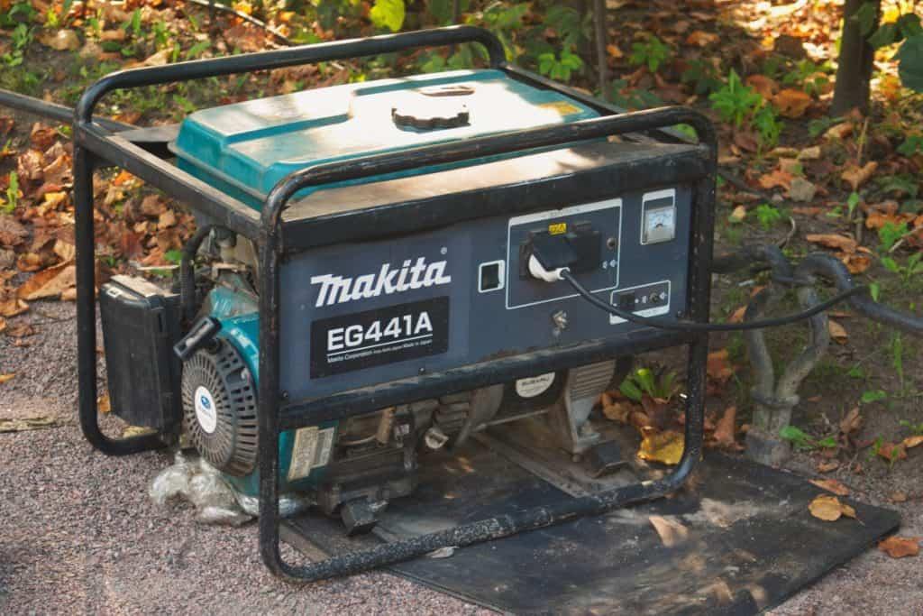 portable RV generator camping